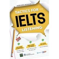 Tactics For Ielts Listening