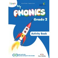 I Learn My Phonics Grade 2 (Activity Book)
