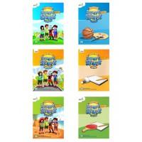 Combo I Learn Smart Start Grade 3, 4, 5 - Phiên Bản Dành Cho Các Tỉnh (Student Book + WorkBook)