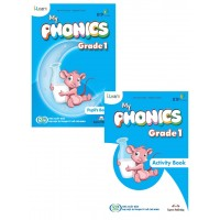 I Learn My Phonics Grade 1 (Student Book + Activity Book)