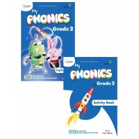 I Learn My Phonics Grade 2 (Student Book + Activity Book)