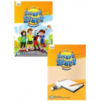 Combo I Learn Smart Start Grade 4 - Phiên Bản Dành Cho Các Tỉnh (Student Book + WorkBook)