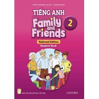 Tiếng Anh Lớp 2 - Family And Friends National Edition 2 (Student Book)