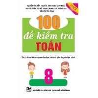 100 Đề Kiểm Tra Toán Lớp 8