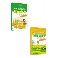 Combo Làm Chủ Kiến Thức Ngữ Văn 9 Luyện Thi Vào 10 (Đọc - Hiểu Văn Bản + Tiếng Việt - Tập Làm Văn)