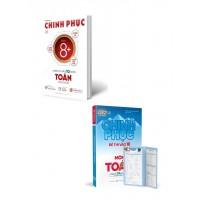 Combo Chinh Phục Đề Thi Vào Lớp 10 Môn Toán + Chinh Phục Luyện Thi Vào Lớp 10 Môn Toán Theo Chủ Đề (Bộ 2 Cuốn)