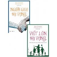 Combo Người Gieo Hy Vọng + Viết Lên Hy Vọng (Bộ 2 Cuốn)