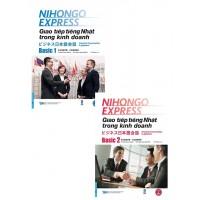 Combo Giao Tiếp Tiếng Nhật Trong Kinh Doanh (Bộ 2 Cuốn)