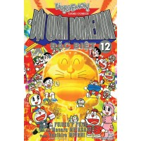 Đội Quân Doraemon Đặc Biệt (Tập 12)