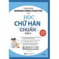 Học Chữ Hán Chuẩn (Tập 2)