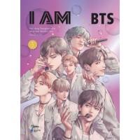I AM BTS - Tặng Kèm Postcard + Sticker