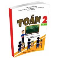 Toán Lớp 2 Tập 2 - Sách Giáo Viên Và Học Sinh (Chương Trình Giáo Dục Phổ Thông Mới)
