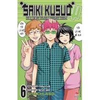 Saiki Kusuo - Kẻ Siêu Năng Khốn Khổ (Tập 6) - Chuyến Bay Của Siêu Năng Lực Gia
