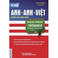 Từ Điển Anh - Anh - Việt Dành Cho Học Sinh (Hơn 200.000 Mục Từ)