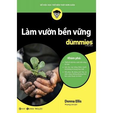 Làm Vườn Bền Vững For Dummies