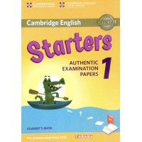 Starters Authentic Examination Papers 1