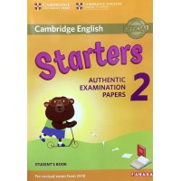 Starters Authentic Examination Papers 2