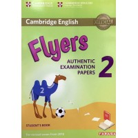 Flyers Authentic Examination Papers 2
