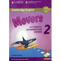 Movers Authentic Examination Papers 2