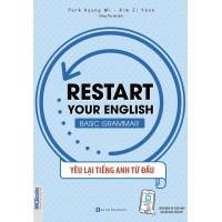 Restart Your English (Basic Grammar) - Yêu Lại Tiếng Anh Từ Đầu