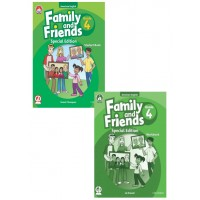 Combo Family And Friends Special Edition 4 (Student Book + Work Book)