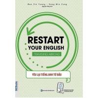 Restart Your English (Traveling Abroad) - Yêu Lại Tiếng Anh Từ Đầu