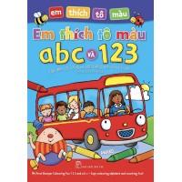 Em Thích Tô Màu - Em Thích Tô Màu ABC Và 123