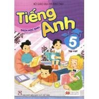 Tiếng Anh Lớp 5 Tập 1 (Sách Học Sinh)