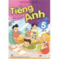 Tiếng Anh Lớp 5 Tập 2 (Sách Học Sinh)