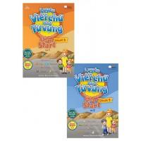 Combo Luyện Viết Chữ Nhớ Từ Vựng Smart Start Lớp 5 (Bộ 2 Tập)
