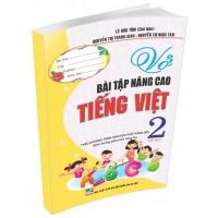 Vở Bài Tập Nâng Cao Tiếng Việt Lớp 2 Tập 1 (Chương Trình Giáo Dục Phổ Thông Mới)