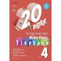 20 Ngày Ôn Tập Toàn Diện Kiến Thức Tiếng Anh Lớp 4