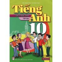 Tiếng Anh 10 Tập 2 (Sách Bài Tập)