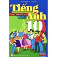 Tiếng Anh 10 Tập 1 (Sách Học Sinh)