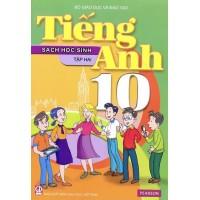 Tiếng Anh 10 Tập 2 (Sách Học Sinh)