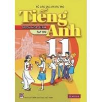 Tiếng Anh 11 Tập 2 (Sách Học Sinh)