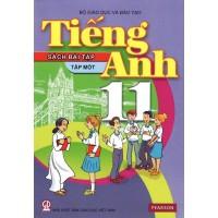 Tiếng Anh 11 Tập 1 (Sách Bài Tập)