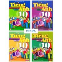 Combo Sách Giáo Khoa Tiếng Anh Lớp 10 (Chương Trình Mới)