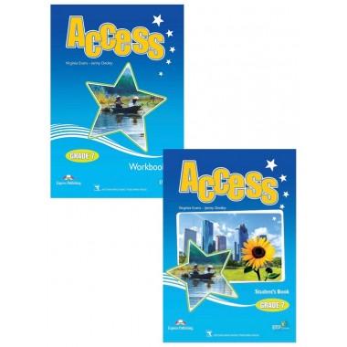 Combo Access Grade 7 (Student Book + Work Book)
