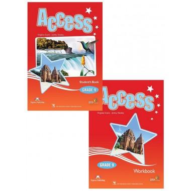 Combo Access Grade 9 (Student Book + Work Book)