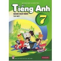 Tiếng Anh 7 Tập 1 (Sách Học Sinh)