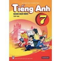 Tiếng Anh 7 Tập 2 (Sách Học Sinh)