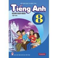 Tiếng Anh 8 Tập 2 (Sách Học Sinh)