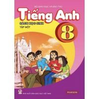 Tiếng Anh 8 Tập 1 (Sách Học Sinh)