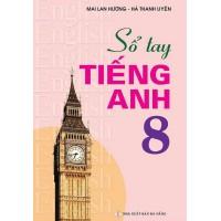 Sổ Tay Tiếng Anh Lớp 8