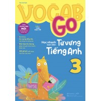 Vocab Go Học Nhanh Toàn Diện Từ Vựng Tiếng Anh Lớp 3