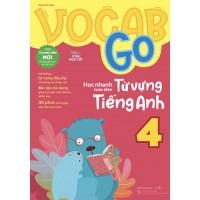 Vocab Go Học Nhanh Toàn Diện Từ Vựng Tiếng Anh Lớp 4
