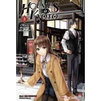 Holmes Ở Kyoto (Tập 3) - Tặng Kèm Postcard