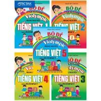 Combo Bộ Đề Luyện Thi Violympic Trạng Nguyên Tiếng Việt Trên Internet Lớp 1, 2, 3, 4, 5 (Bộ 5 Cuốn)
