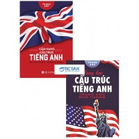 Combo Cẩm Nang Cấu Trúc Tiếng Anh + Cùng Học Cấu Trúc Tiếng Anh Trung Học Phổ Thông (Bộ 2 Cuốn)